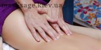 Relaxing massage Kiev