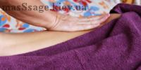 Anti-cellulite massage at home